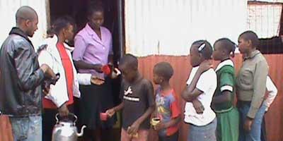 Kenya: Grassroots Rescue Centre for the Children of Nairobi's Slums