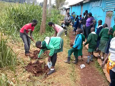 Compassion CBO – Helping Children Heal After Westgate Terror Attack