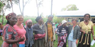 Finding Compassion – Grassroots Help for Women and Children in Kenya