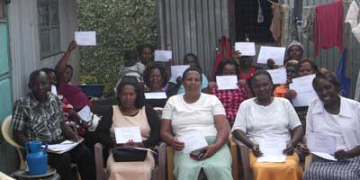 Kenya: Grassroots Business Training in Action