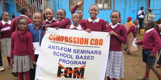 Compassion CBO conducts Anti-FGM Seminar In Heri Junior School.