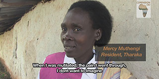 Interview with Mercy Muthengi