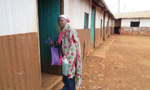Nairobi cancer survivor has hope at last