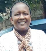 Rose Njoki: Financial officer